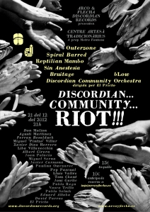Discordian Community Riot!