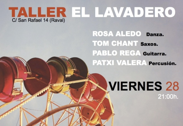 Free Improvisation at Taller El Lavadero