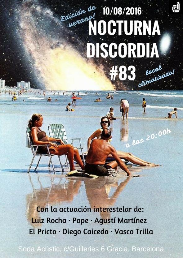 NOCTURNA DISCORDIA #83 (1)