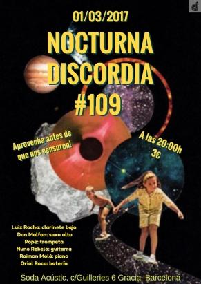NOCTURNA DISCORDIA #109(8)