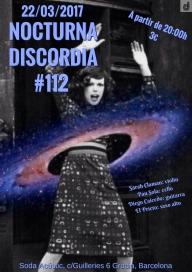 NOCTURNA DISCORDIA #112(2)