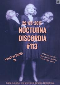 NOCTURNA DISCORDIA #113(4)