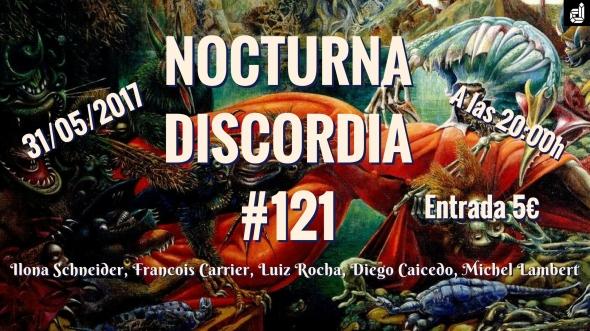NOCTURNA DISCORDIA #121(3)