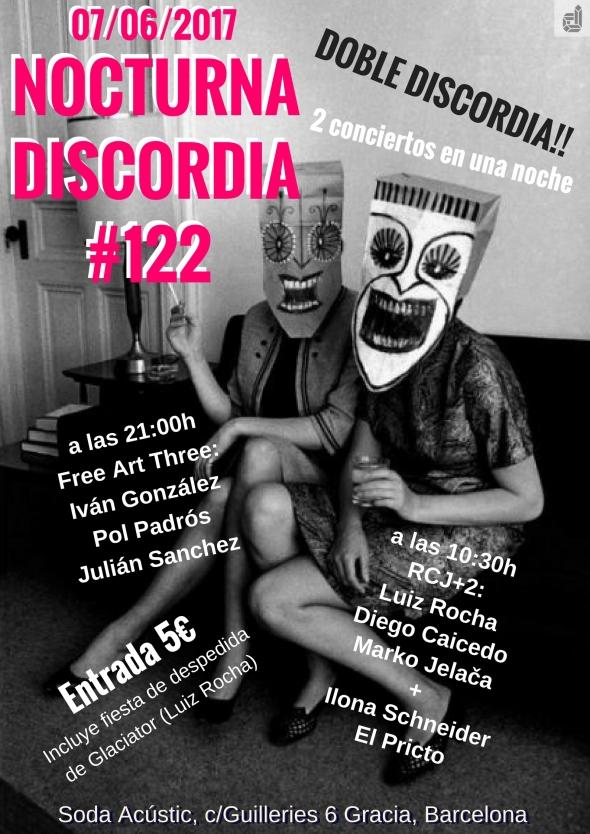 NOCTURNA DISCORDIA #122(1)
