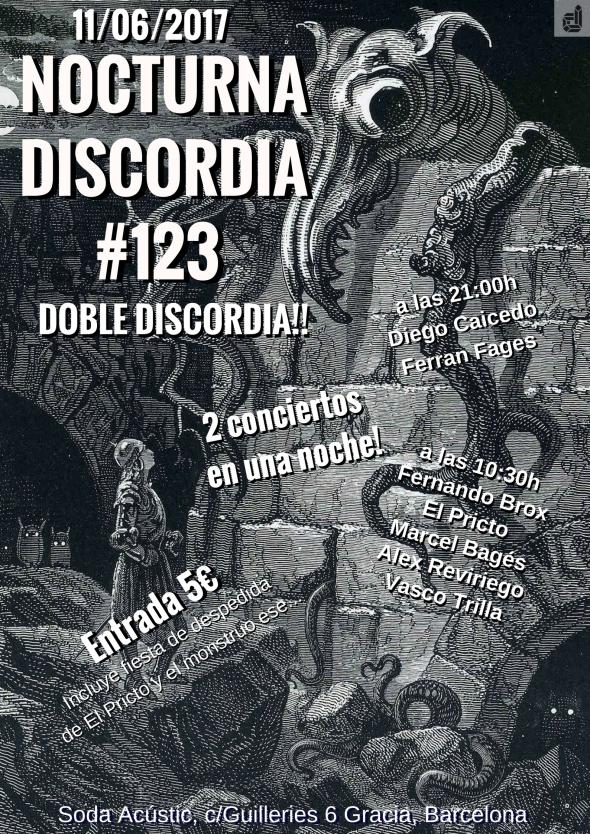 NOCTURNA DISCORDIA #123(1)