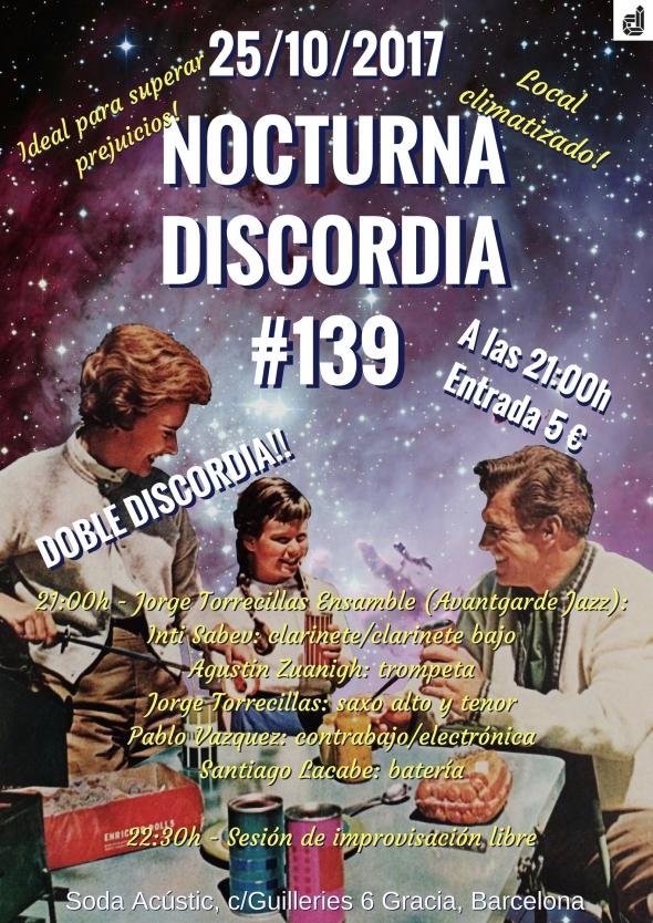 NOCTURNA DISCORDIA #139(2)