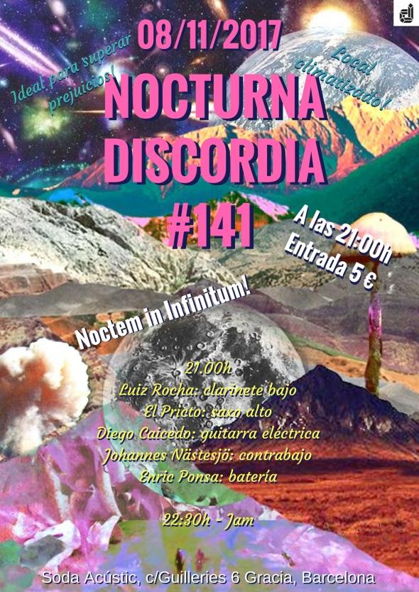 NOCTURNA DISCORDIA #141