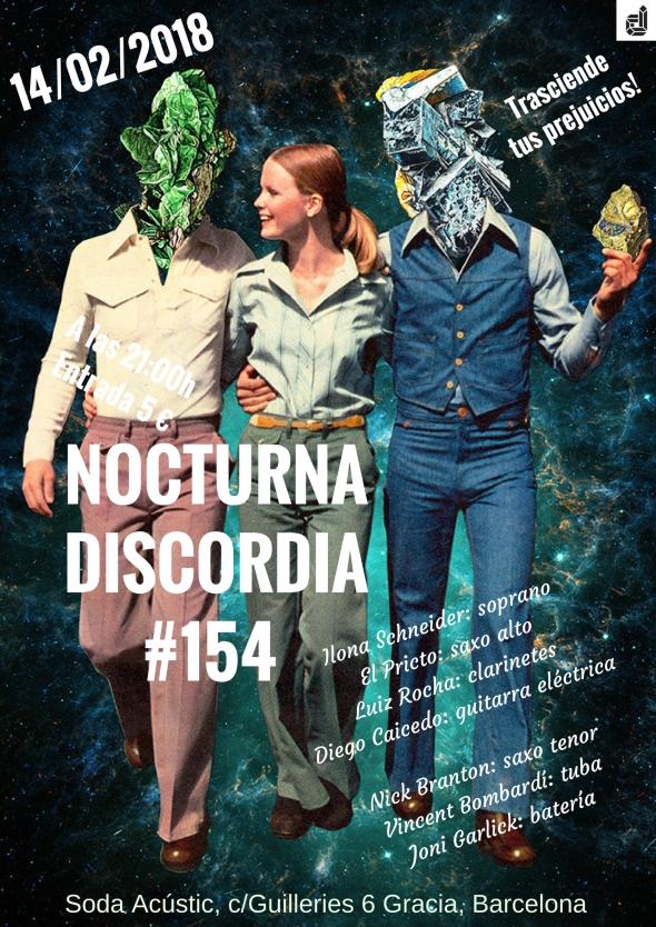 NOCTURNA DISCORDIA #154