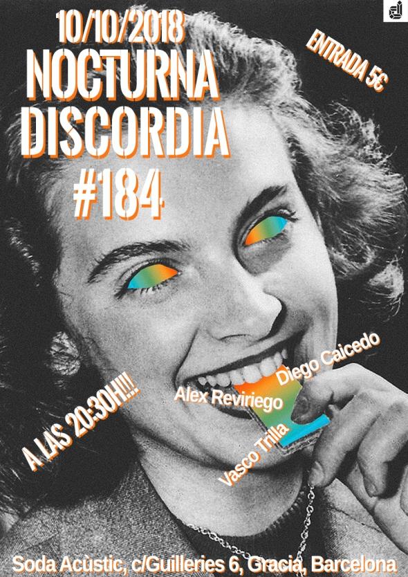 Nocturna Discordia #184