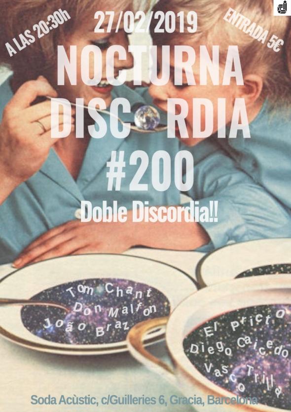 Nocturna Discordia #200