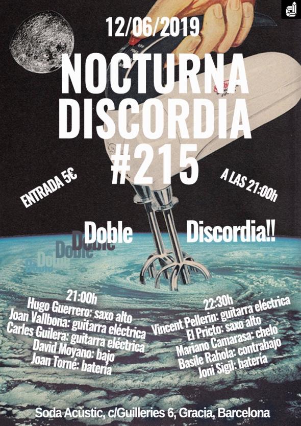 Nocturna Discordia #215 - 2