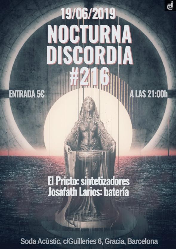Nocturna Discordia #216