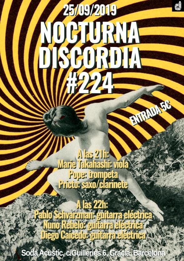 Nocturna Discordia #224