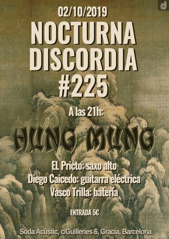 Nocturna Discordia #225