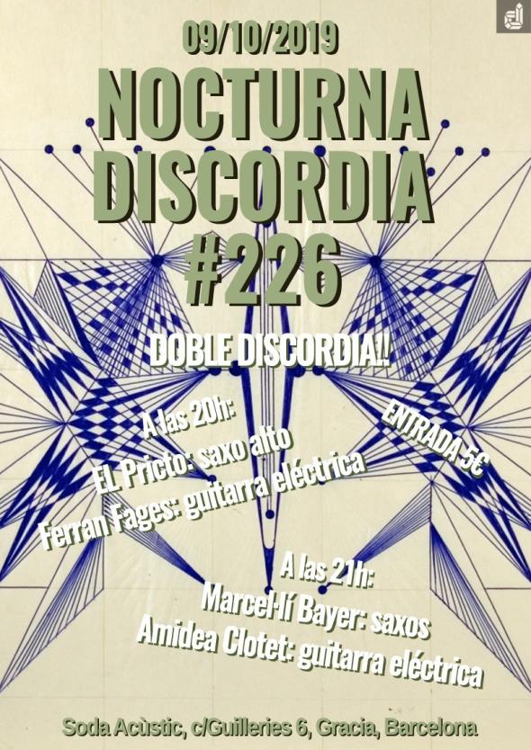 Nocturna Discordia #226