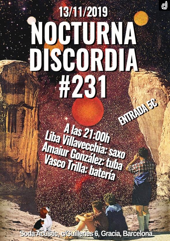 Nocturna Discordia #231