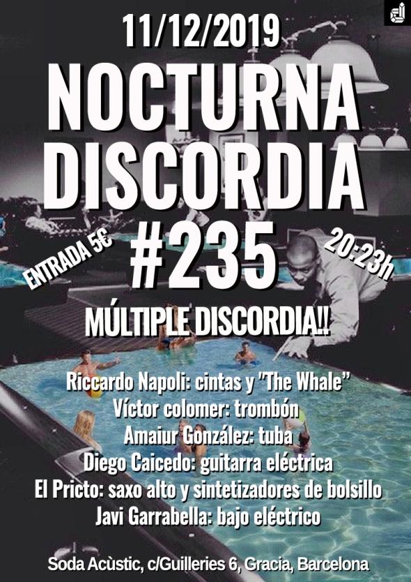 Nocturna Discordia #235