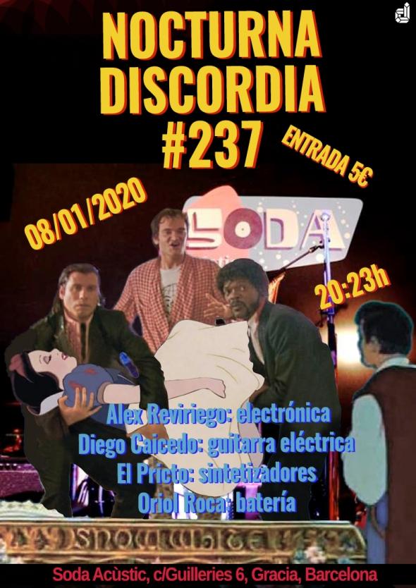 Nocturna Discordia #237f