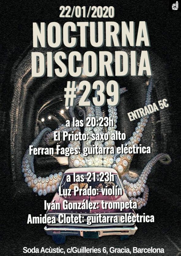 Nocturna Discordia #239