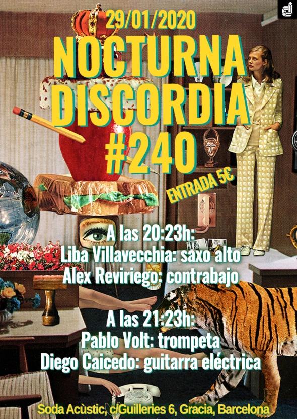 Nocturna Discordia #240