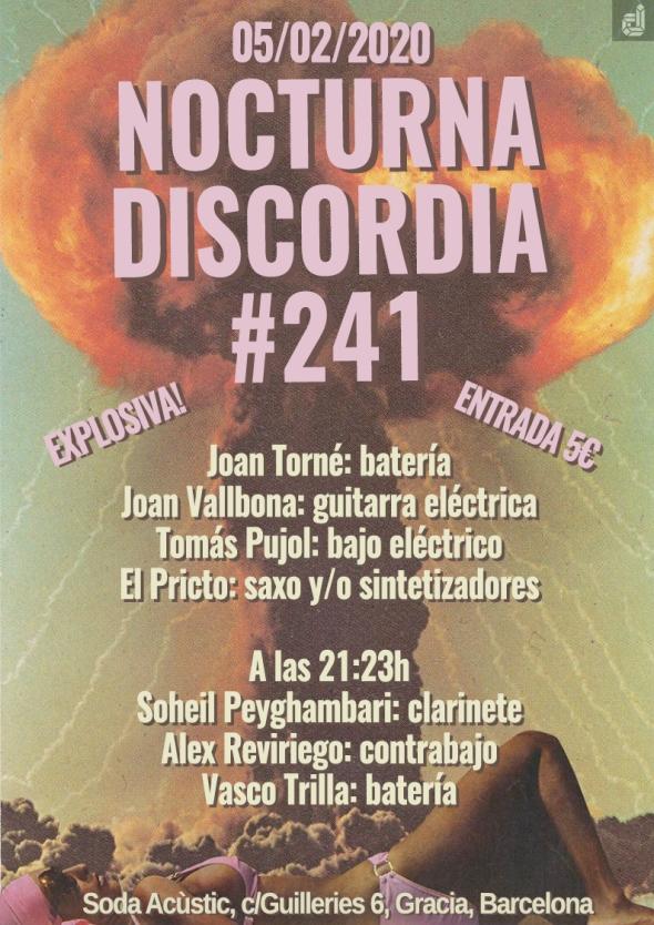 Nocturna Discordia #241