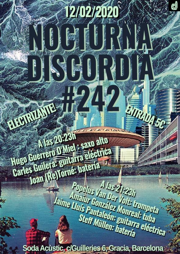 Nocturna Discordia #242