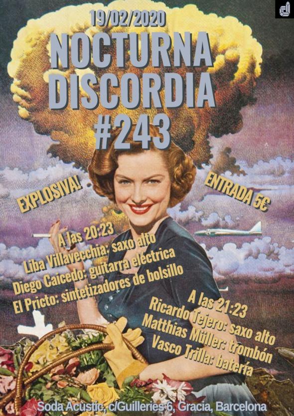 Nocturna Discordia #243