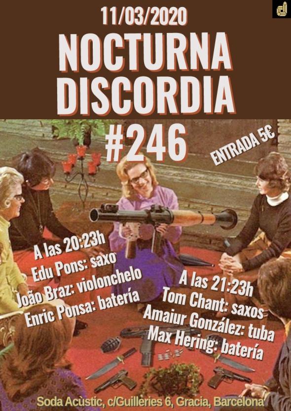 Nocturna Discordia #246