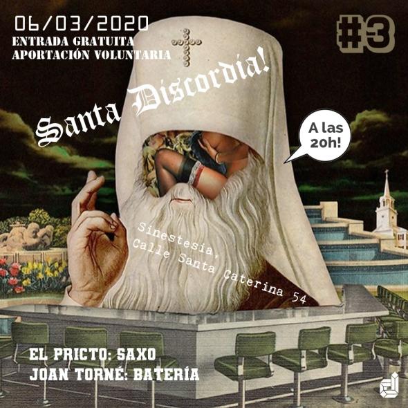 Santa Discordia #3